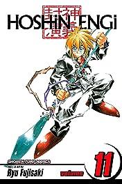 Hoshin Engi Vol. 11