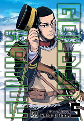 Golden Kamuy Vol. 5