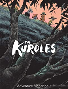 The Kurdles Adventure Magazine #1