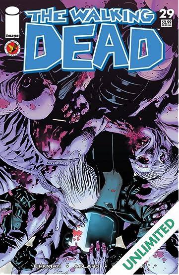 The Walking Dead #29