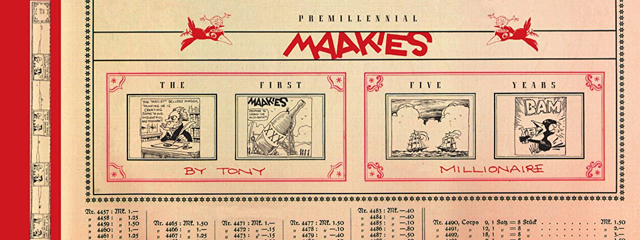 Premillennial Maakies: The First Five Years