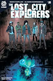 The Lost City Explorers #2
