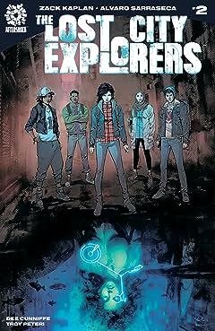 The Lost City Explorers #2