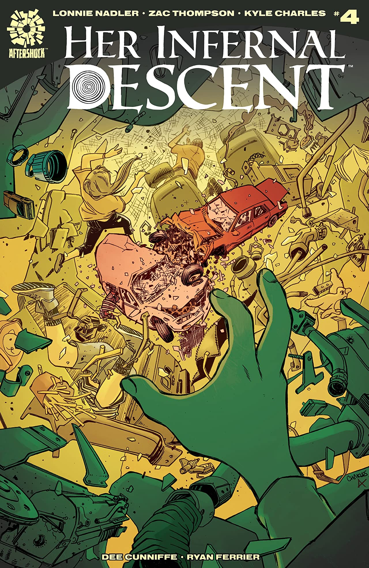 Her Infernal Descent #4
