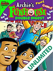 Archie's Funhouse Double Digest #2