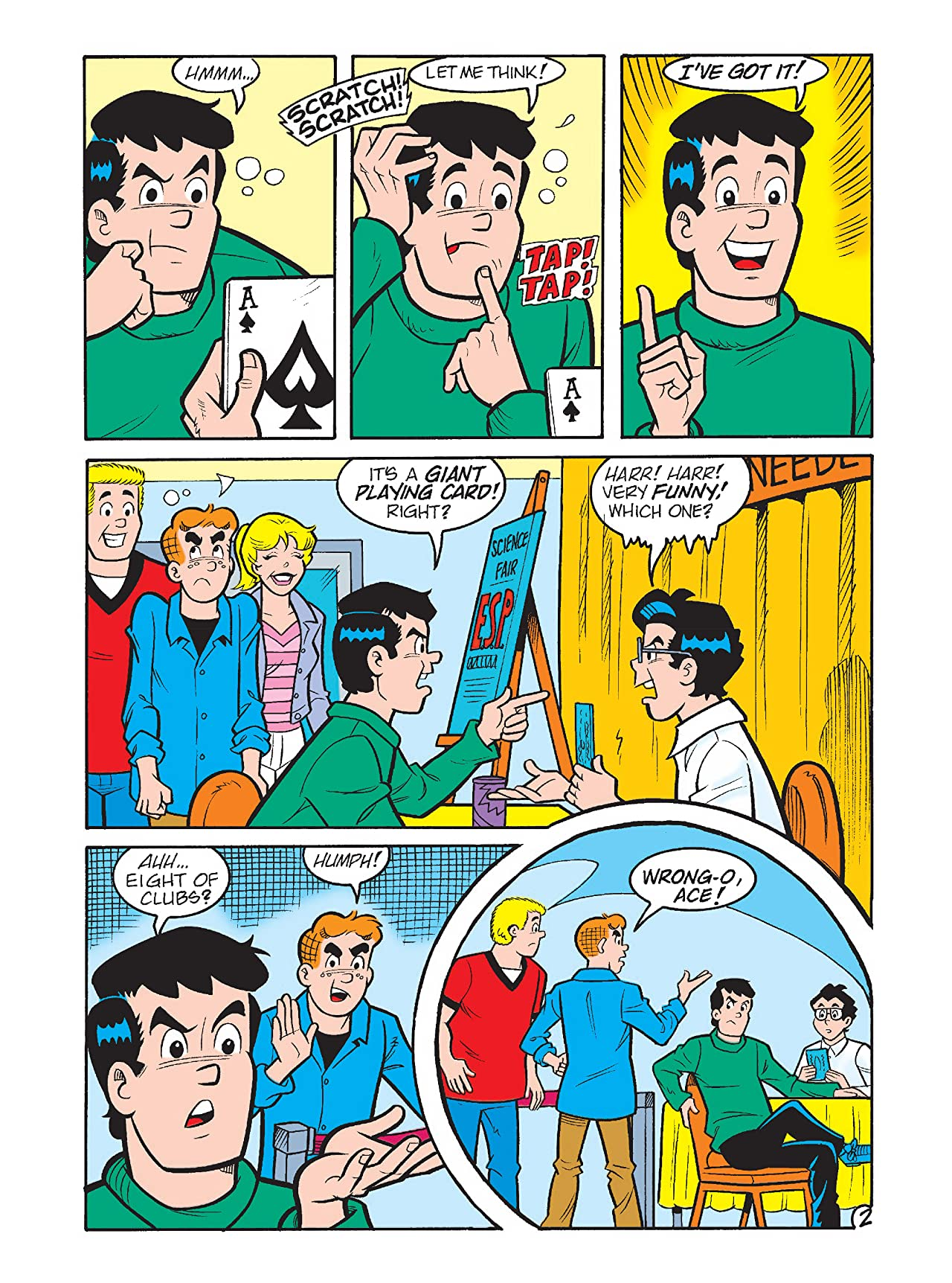 Archie's Funhouse Double Digest #2