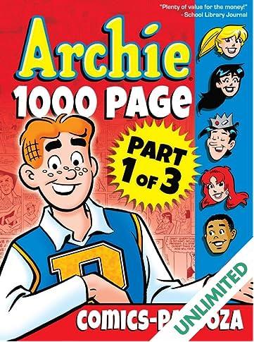 Archie 1000 Page Comics-Palooza: Part 1