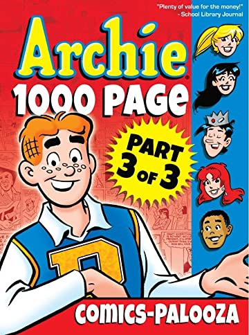 Archie 1000 Page Comics-Palooza: Part 3