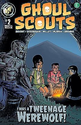 Ghoul Scouts: I Was a Tweenage Werewolf #2