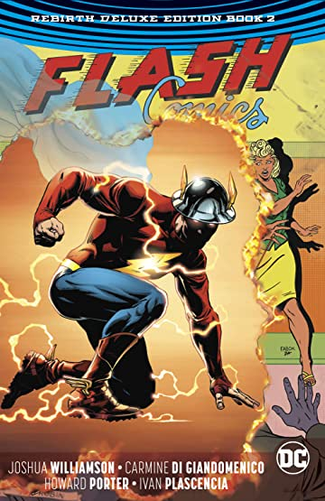 Flash: The Rebirth Deluxe Edition - Book 2