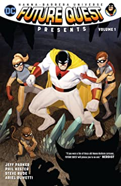 Future Quest Presents (2017-2018) Vol. 1