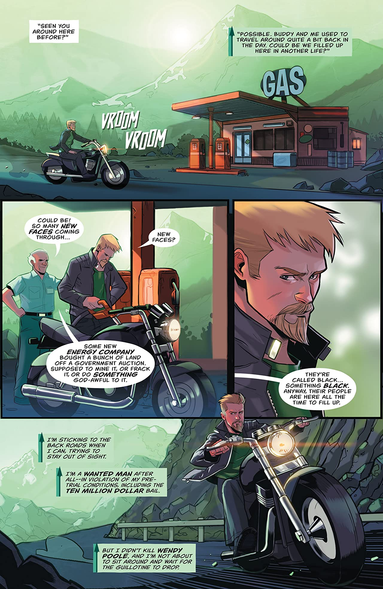 Green Arrow (2016-2019) Vol. 5: Hard Travelin' Hero