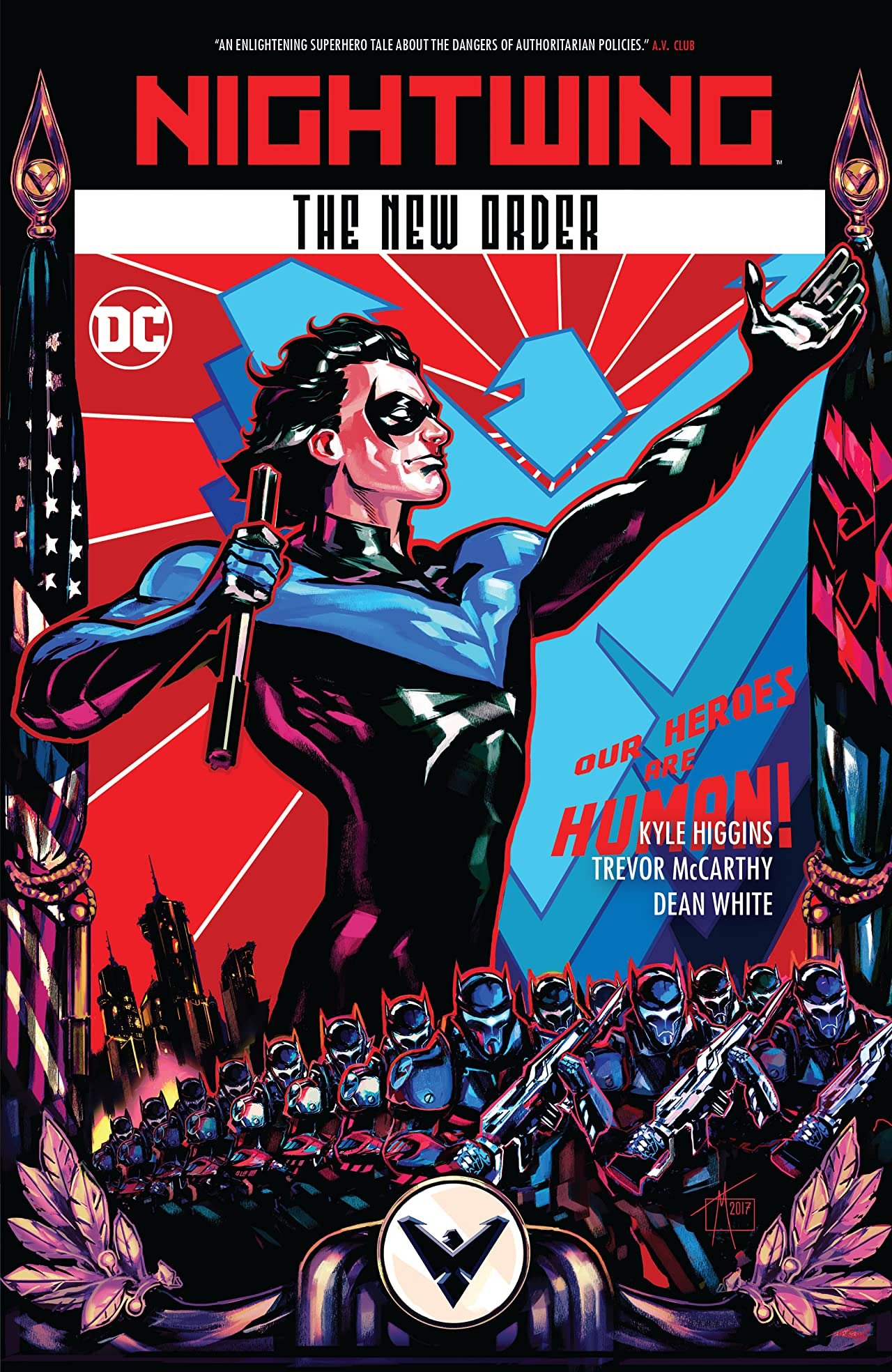 Nightwing: The New Order (2017-2018)