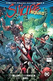 Suicide Squad: The Rebirth Deluxe Edition - Book 2