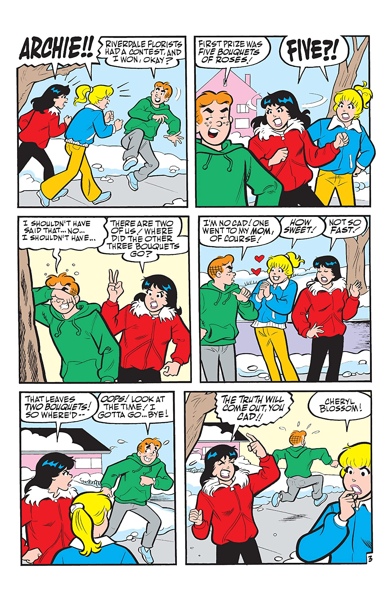 PEP Digital #75: Archie & Friends Heartbreakers