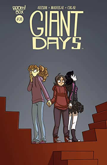 Giant Days No.38