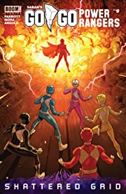 Saban's Go Go Power Rangers #9