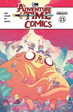 Adventure Time Comics No.23