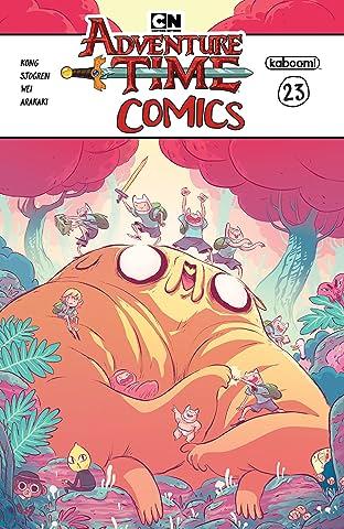 Adventure Time Comics #23