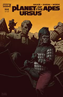 Planet of the Apes: Ursus #5