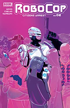 RoboCop: Citizens Arrest #2