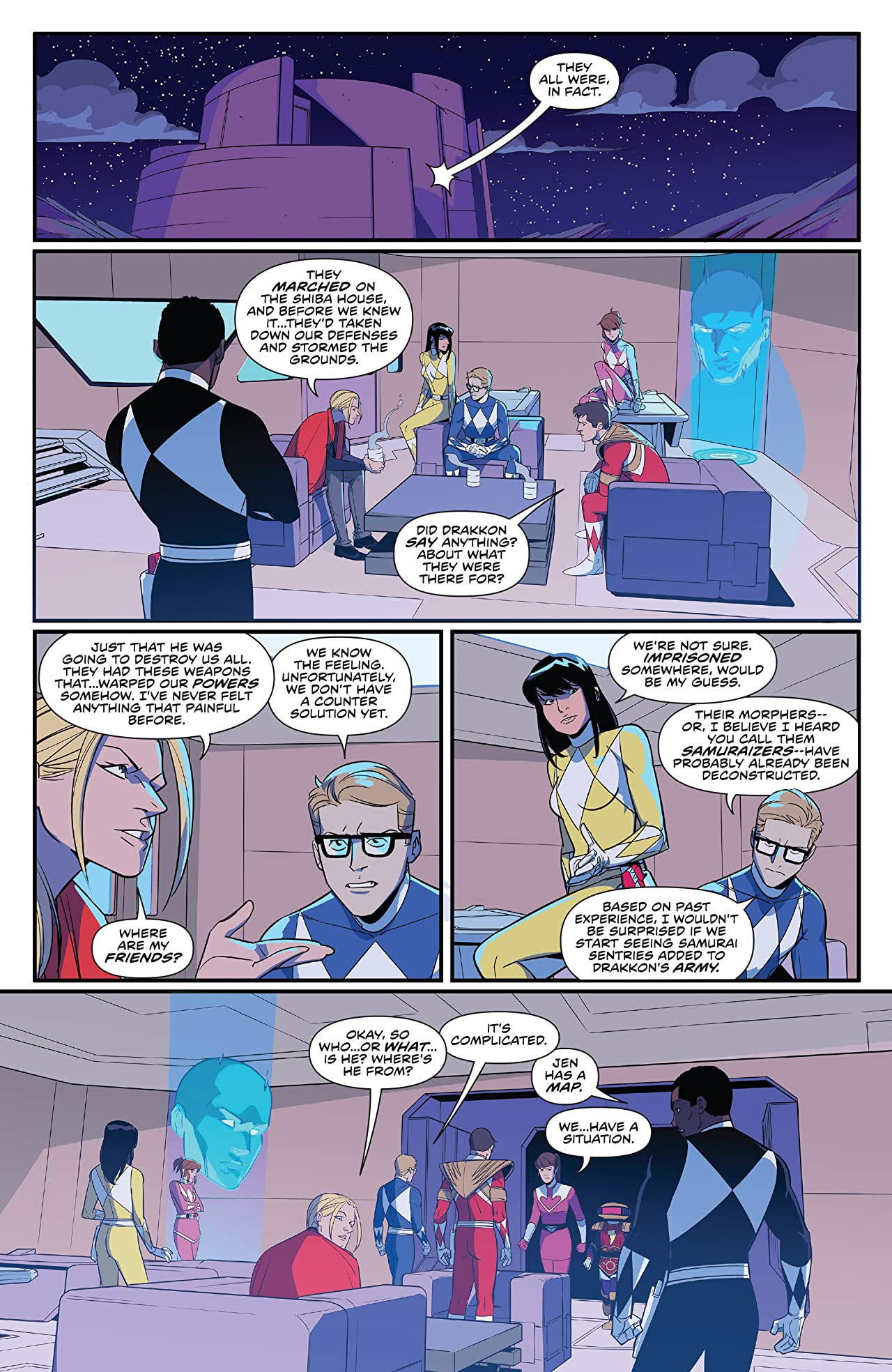 Mighty Morphin Power Rangers #27