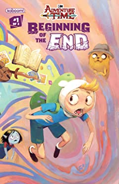 Adventure Time: Beginning of the End No.1