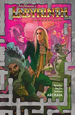 Jim Henson's Labyrinth: Coronation #4