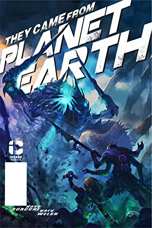 They Came From Planet Earth #2