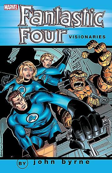 Fantastic Four Visionaries: John Byrne