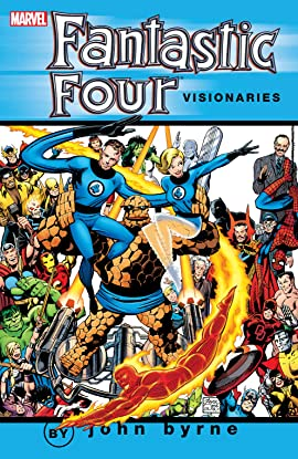 Fantastic Four Visionaries: John Byrne Vol. 1