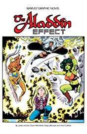 Marvel Graphic Novel #16: The Aladdin Effect