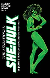 Marvel Graphic Novel #18: The Sensational She-Hulk
