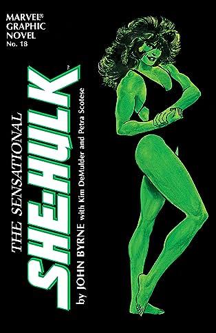 Marvel Graphic Novel #18: The Sensational She-Hulk