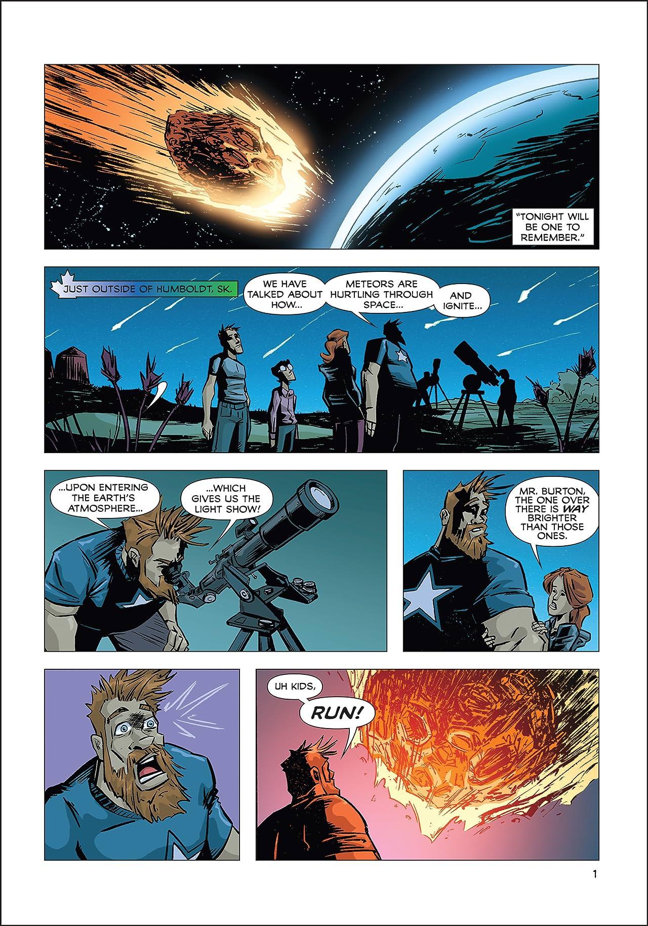 The Adventures of Auroraman: Season 1