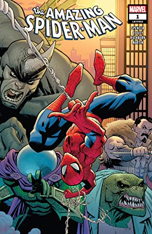 Amazing Spider-Man (2018-) #1
