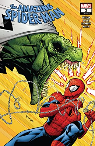 Amazing Spider-Man (2018-) No.2