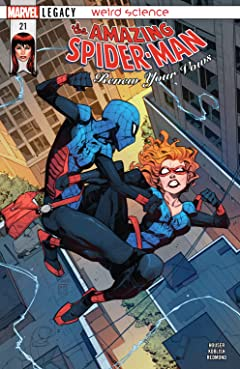 Amazing Spider-Man: Renew Your Vows (2016-) #21