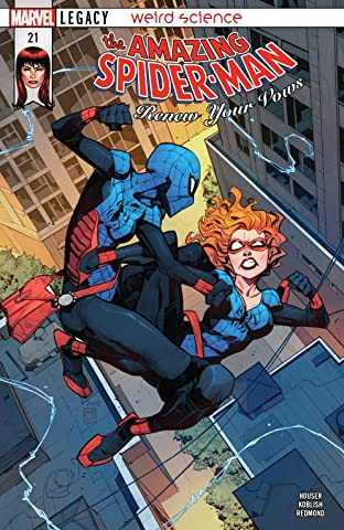 Amazing Spider-Man: Renew Your Vows (2016-2018) No.21
