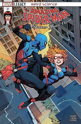 Amazing Spider-Man: Renew Your Vows (2016-) #21
