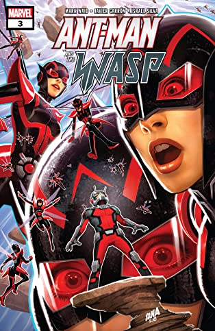 Ant-Man & The Wasp (2018) #3 (of 5)