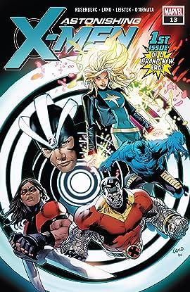Astonishing X-Men (2017-2018) #13