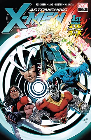 Astonishing X-Men (2017-) #13