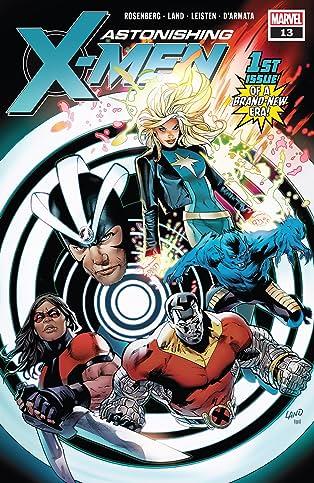 Astonishing X-Men (2017-) #13