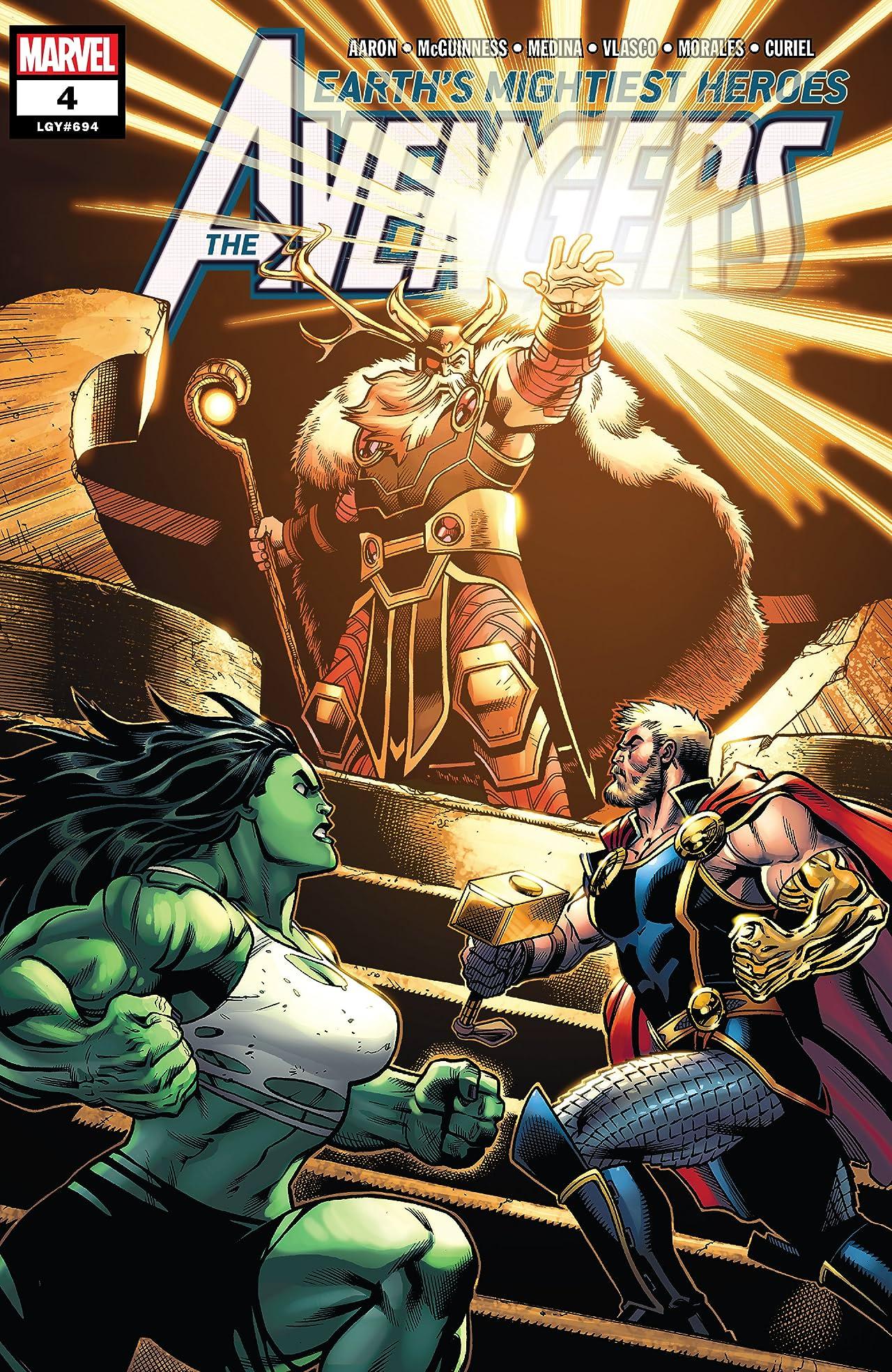 Avengers (2018-) #4