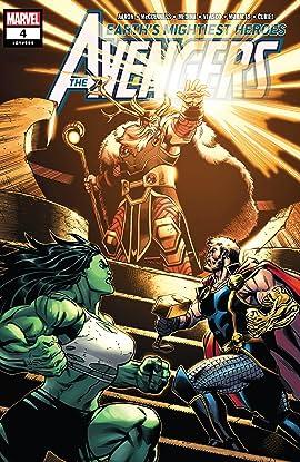 Avengers (2018-) No.4