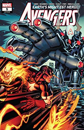 Avengers (2018-) #5