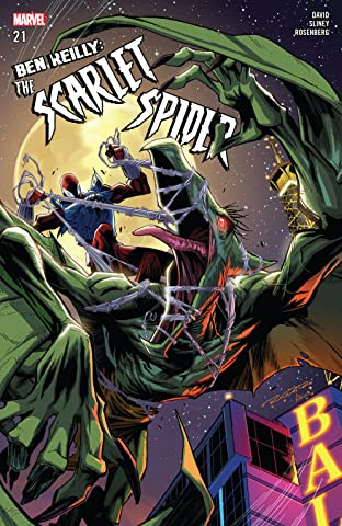 Ben Reilly: Scarlet Spider (2017-) #21