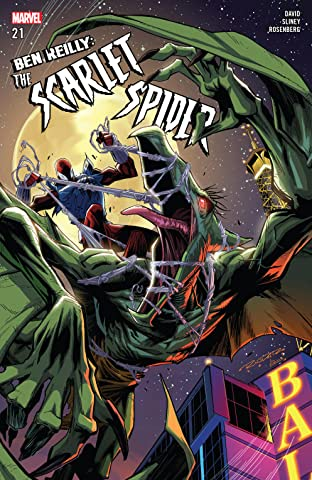 Ben Reilly: Scarlet Spider (2017-) #21
