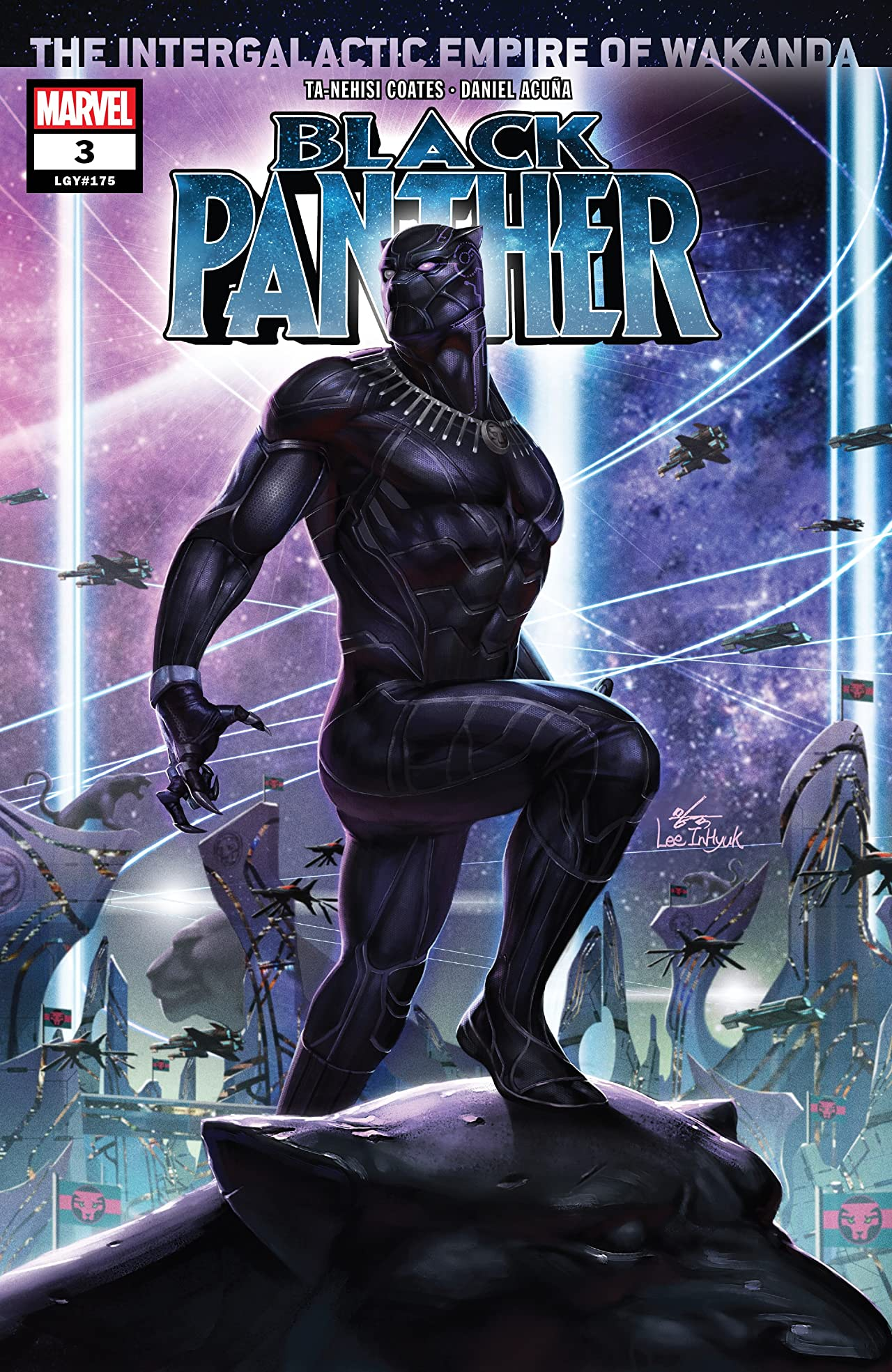 Black Panther (2018-) No.3
